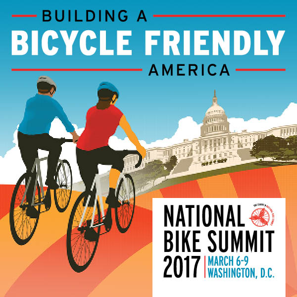 National Bike Summit Logo