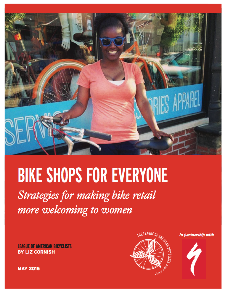 Report: Bike Shops For Everyone | League of American Bicyclists