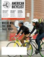 American Bicyclist cover