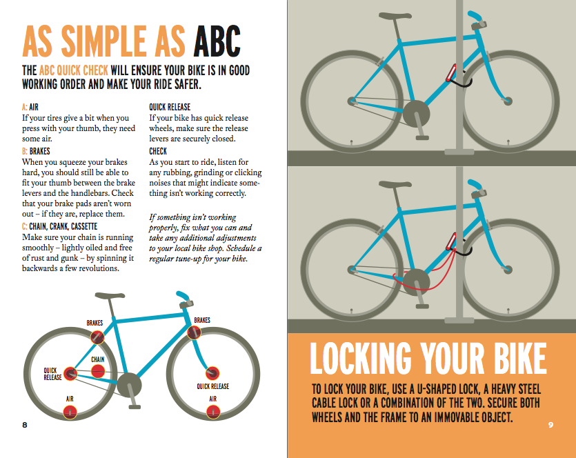 how to drive bike safely