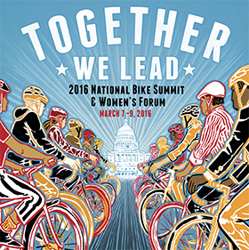 2016 National Bike Summit and Women's Forum